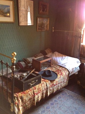 Camera da letto foto di sherlock holmes museum londra tripadvisor - Foto camera da letto ...