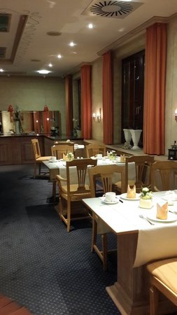Hotel Victoria : Restaurant