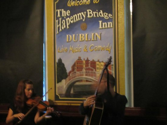 Traditional Irish Musical Pub Crawl : Great Pubs