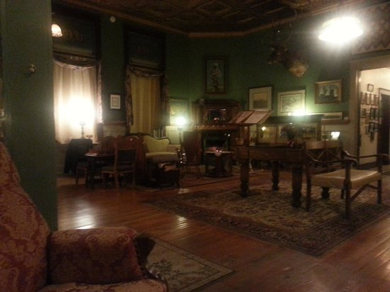 The Historic Occidental Hotel & Saloon and The Virginian Restaurant: we loved our heavenly stay