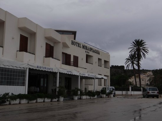 Hotel Mira Spiaggia: Hotel Miraspiaggia