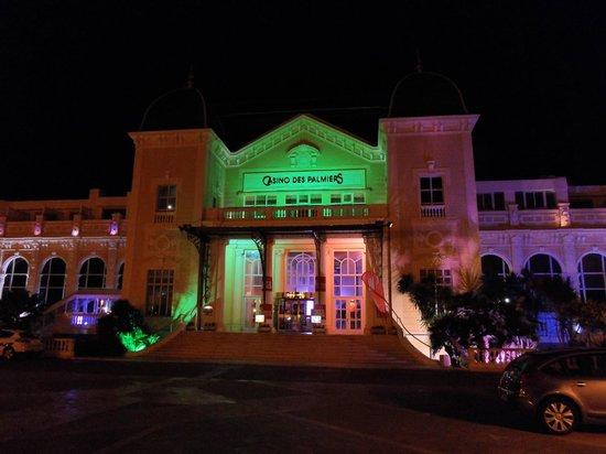 Hotel Casino des Palmiers: Hôtel casino les palmiers