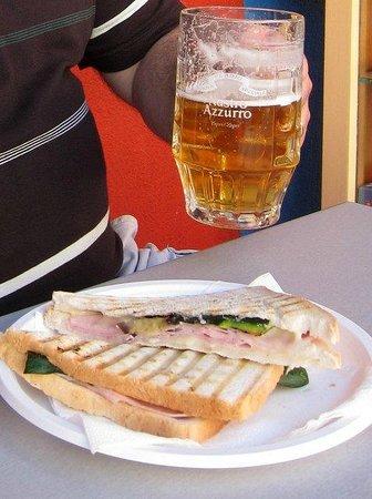 Laguna Bar: lunch