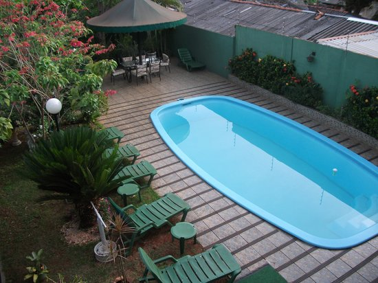 Green House Hostel: pool
