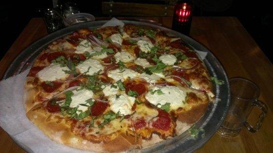 Andiamo: pizza