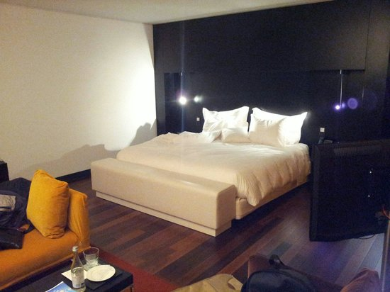 Altis Belém Hotel & Spa: La camera
