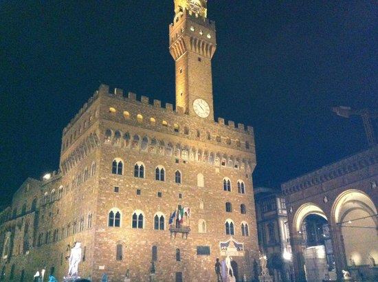 Hotel Mario's: Palazzo Vecchio