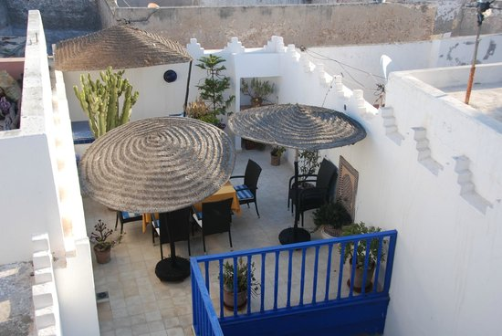Riad l'Ayel d'Essaouira: Terrasse