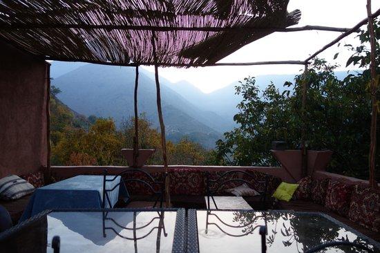 Dar Tighoula : Terrasse panoramique