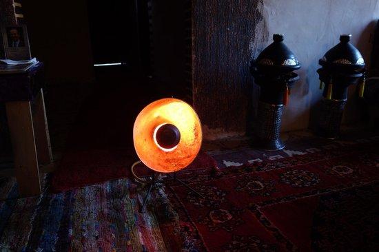 Dar Tighoula : le 'chauffage'