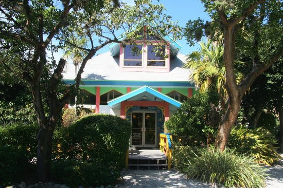Sanibel and Captiva Chamber of Commerce and Visitors Center: Center