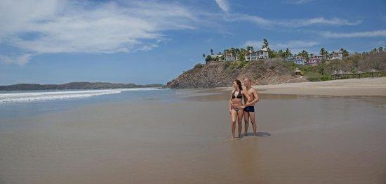 Punta Serena: Playa