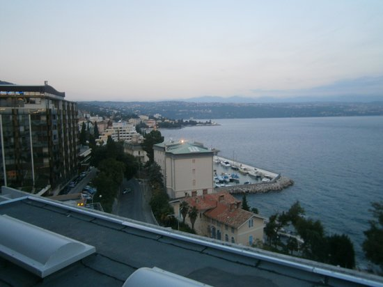 Grand Hotel Adriatic: View from my room