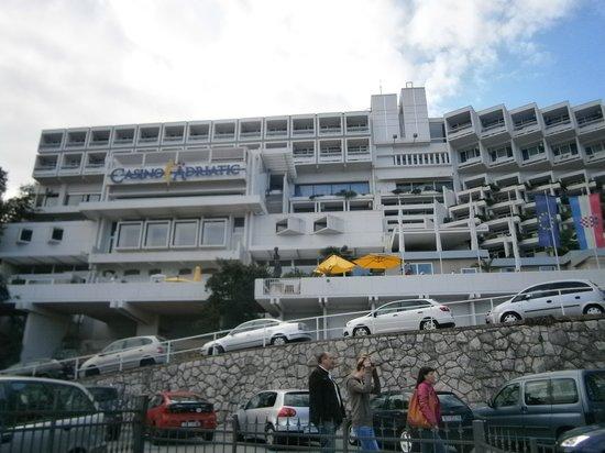 Grand Hotel Adriatic: The Hotel