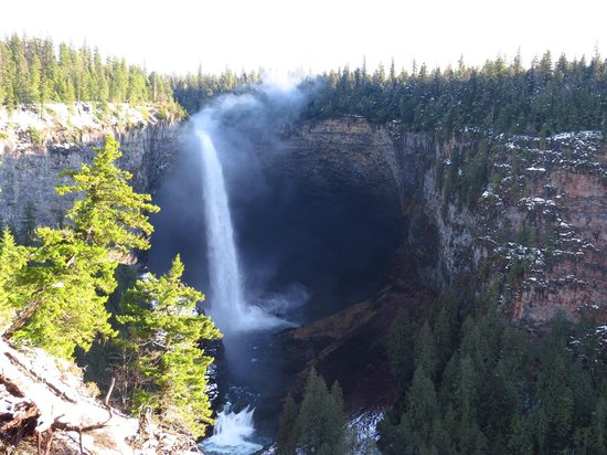 Nakiska Ranch: Helmcken Falls