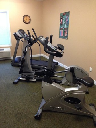 GrandStay Residential Suites Hotel Oxnard: fitness shot 2