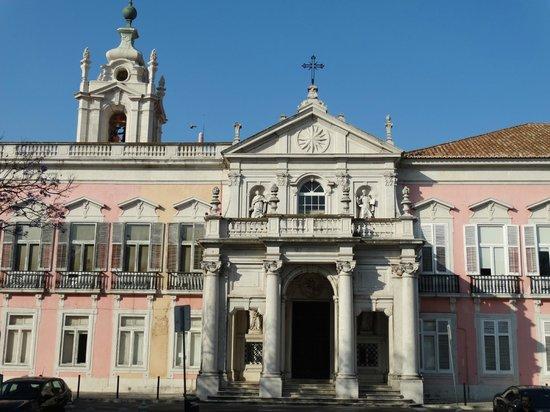 Tapada das Necessidades: Tapada/Palácio das Necessidades, Lisboa.