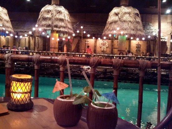 Tonga Room: Lagoon Side Seating