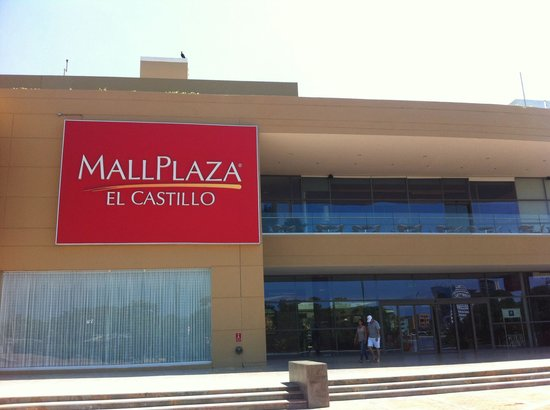 ‪Mall Plaza El Castillo‬