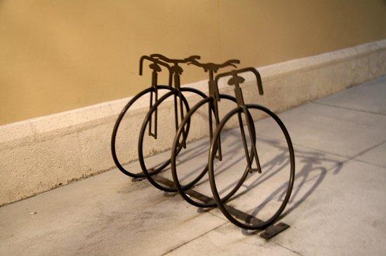 Coconut Point Mall: Fahrradständer