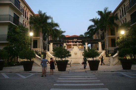Coconut Point Mall: Wohnbereich