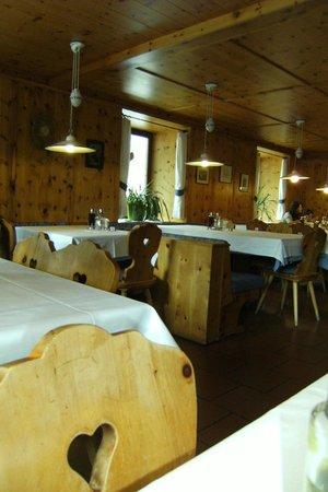 Berghotel Kasern: sala classica