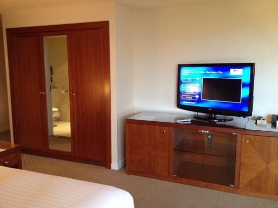 DoubleTree by Hilton Aberdeen City Centre: suite