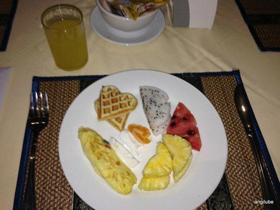 Parklane Hotel: Petit déjeuner