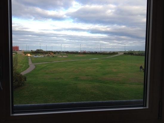 DoubleTree by Hilton Aberdeen City Centre: view from suite