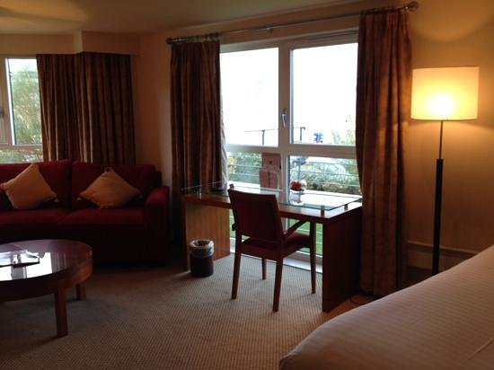 DoubleTree by Hilton Aberdeen City Centre: suite 2