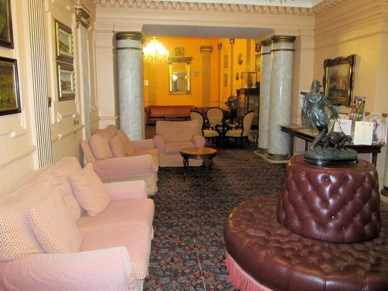 Bristol Hotel: Hotel