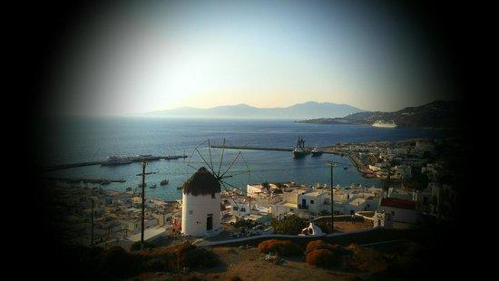 Leonis Summer Houses: Mykonos Town