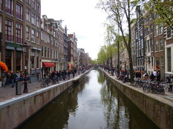 De Duif : Amsterdam en esplendor.