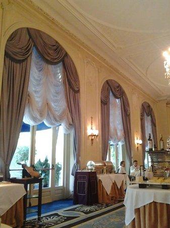 Hotel Ritz, Madrid: Atmósfera señorial