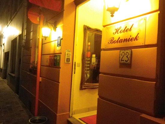 Botaniek  Hotel: Hotel Botaniek