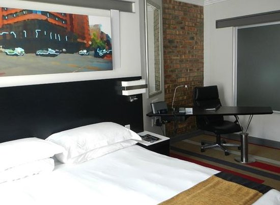 Protea Hotel Cape Town Victoria Junction: room