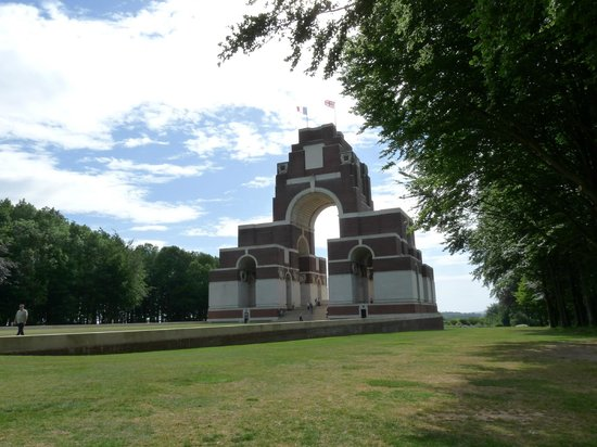 Mémorial de Thiepval : Fitting tribute to the Missing