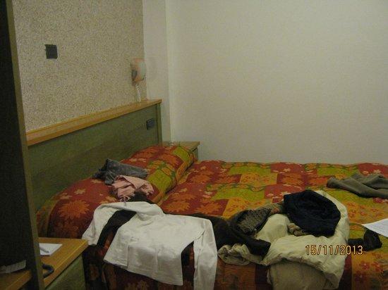 Hotel Plaza: camera