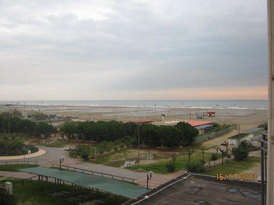 Hotel Plaza: vista dalla camera