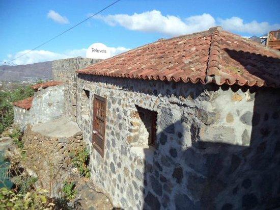 Sombrero Pico Casas : vista casa
