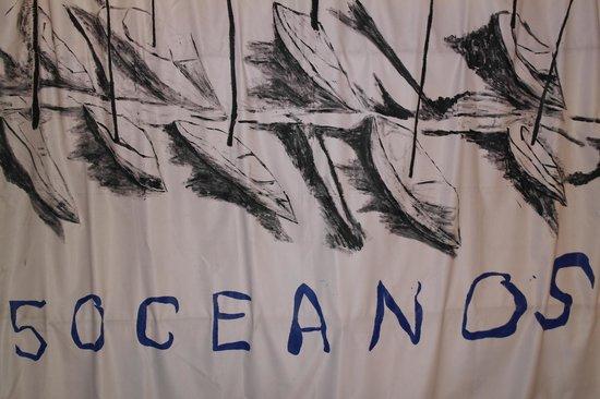 5 Oceanos: Fachada