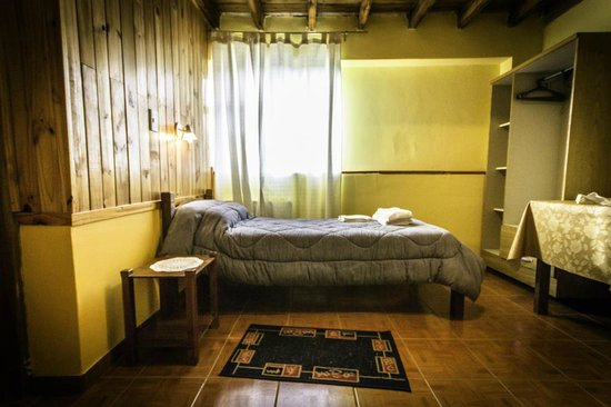 Hosteria Los Nires: Habitación