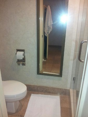 Phoenix Marriott Tempe at The Buttes : Motel 6 Bathroom