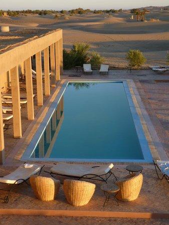 Hotel Kasbah Kanz Erremal: Piscina