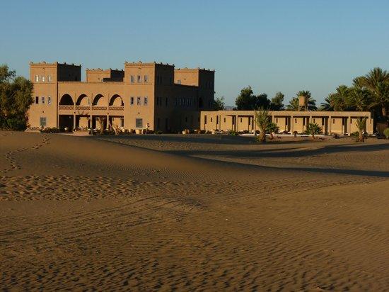 Hotel Kasbah Kanz Erremal: El hotel