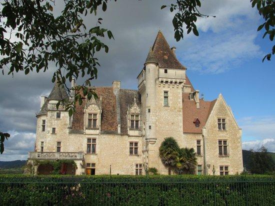 Château des Milandes : the chateau