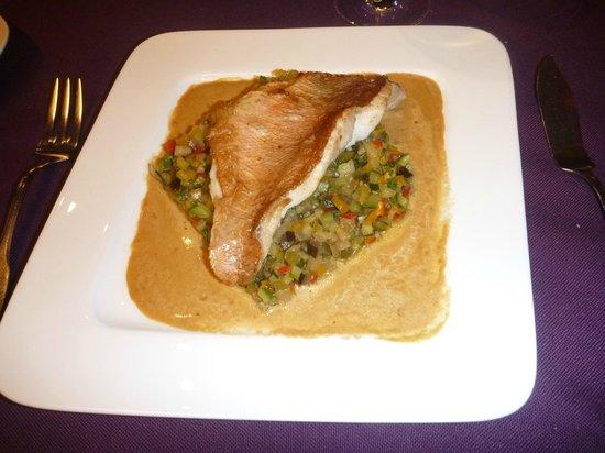 Le Soleil d'Or: Fish Filet