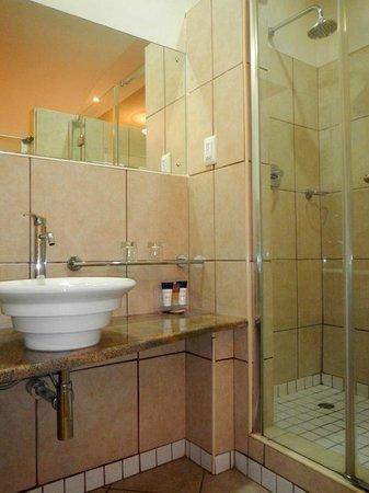 Protea Hotel by Marriott Umfolozi River : bathroom