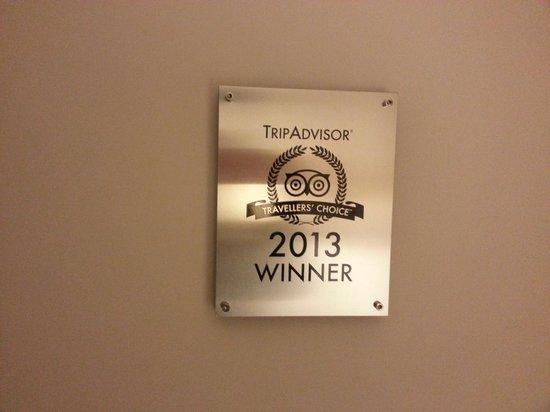 Althea Inn: Congratulations!