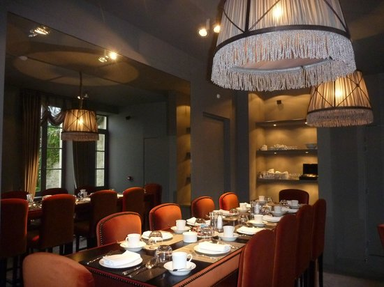 Hotel Ligaro : Breakfast room